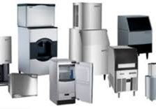 Commercial Ice Machine types