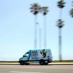 AJAX/SBR PM Van on its way