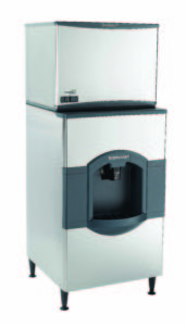 30 inch hotel machine ice machine