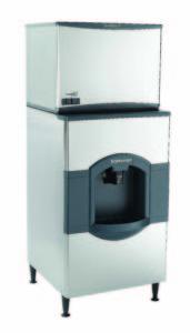 30 inch hotel machine ice machine