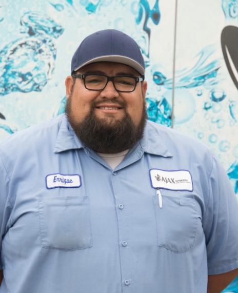 Enrique Martinez Field Service Personnel Supervisor