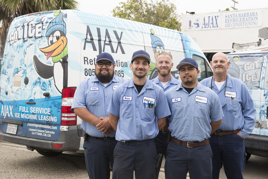 AJAX Tech Team, 2018