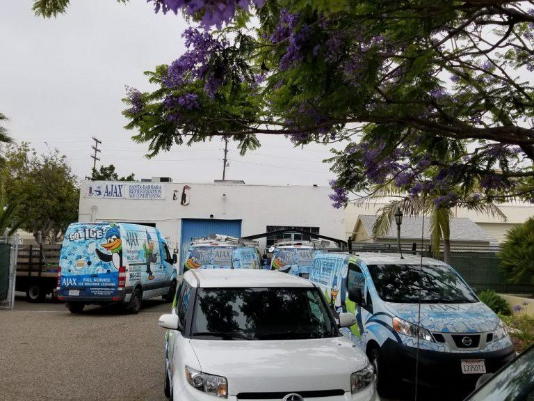 Ajax Santa Barbara location